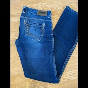 Womens guess jeans (size 28)